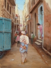 The Blue Door (Amritsar, India) (2004)