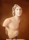 Alexander the Great  (bust known as l\'Inopos) (Musée du Louvre, Paris) (2004)