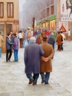A Braccetto (Arm in Arm) (Florence) (2004)