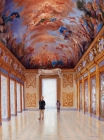 Luca Giordano's fresco in the Galleria  (Palazzo Medici Riccardi, Florence) (2004)