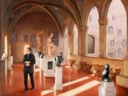 The Giambologna Loggia (Museo Bargello, Florence) (2004)