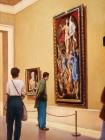 La Resurrección (The Resurrection by El Greco) (Museo Nacional del Prado, Madrid) (2004)