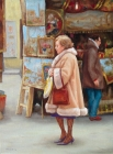 Signora Soignée (Piazza della Repubblica, Florence) (2004)