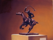 Polo Player (National Gallery, Berlin) (2007)